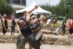 Students collide with fun and mud  for Swamp Bowl