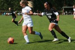 Women's Soccer Ties Stockton for First Time