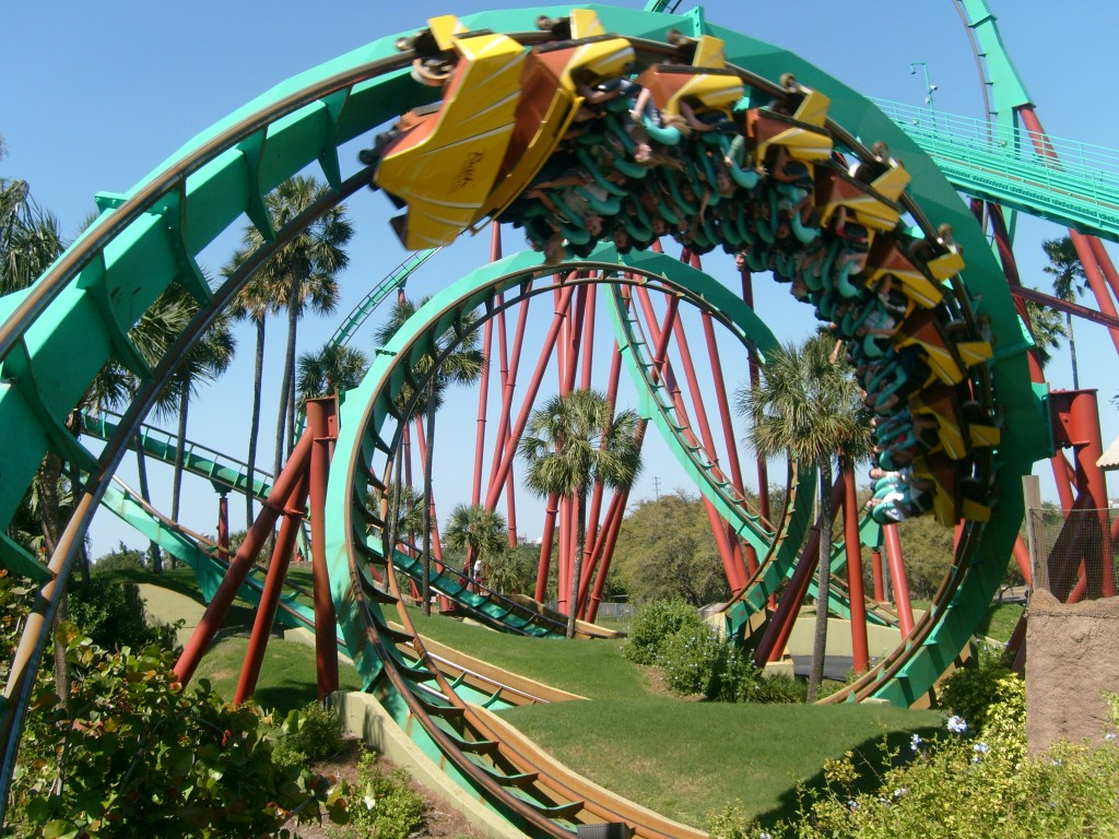 Busch Gardens Plans To Offer New Student Discount The Oracle