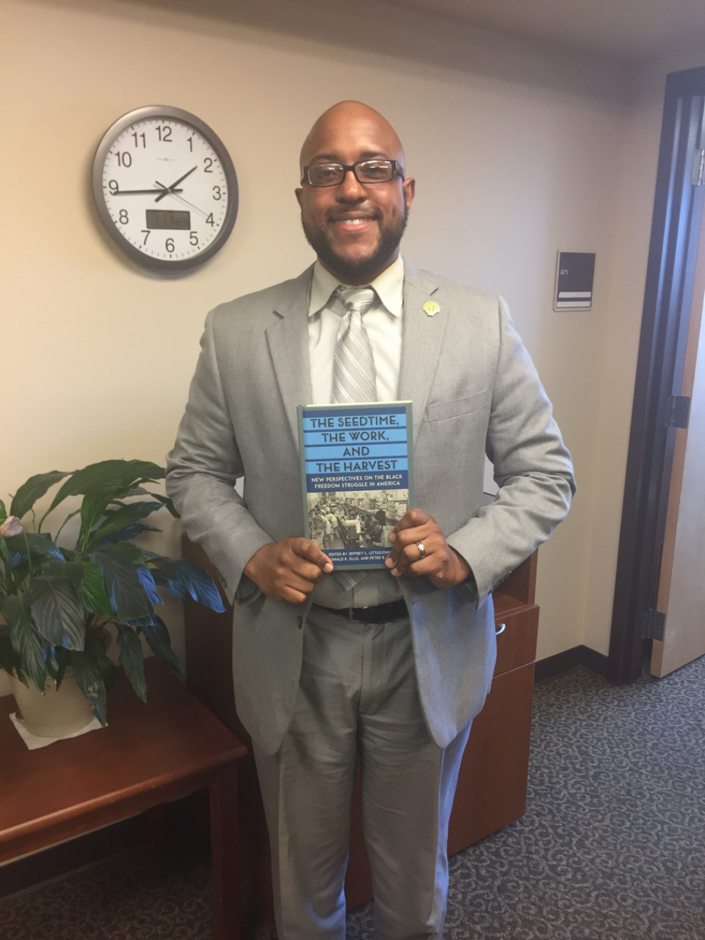Professor's new book explores life of FAMU founder