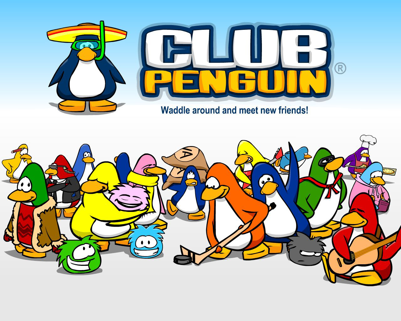 Goodbye Club Penguin