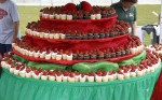 Strawberry Jubilee offers outlet before finals
