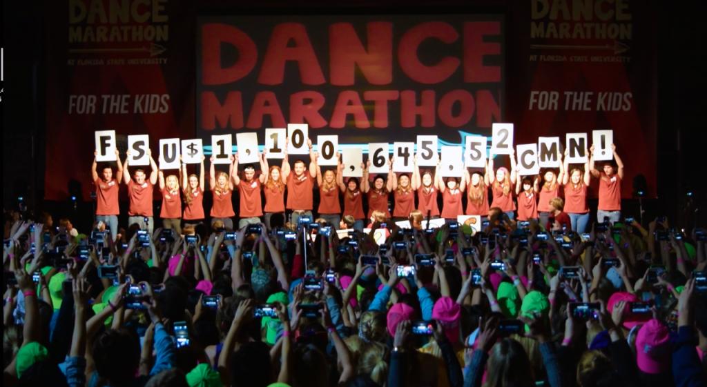 FSU hosts annual dance marathon