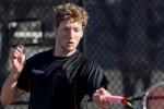Men's Tennis Sweeps Two GNAC Opponents