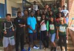 FAMU athletes take part in  lunch buddies