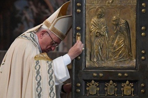 Pope Francis allows priests to forgive abortion in the Catholic church