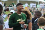 Bucs' Winston, USF players react to Taggart's departure