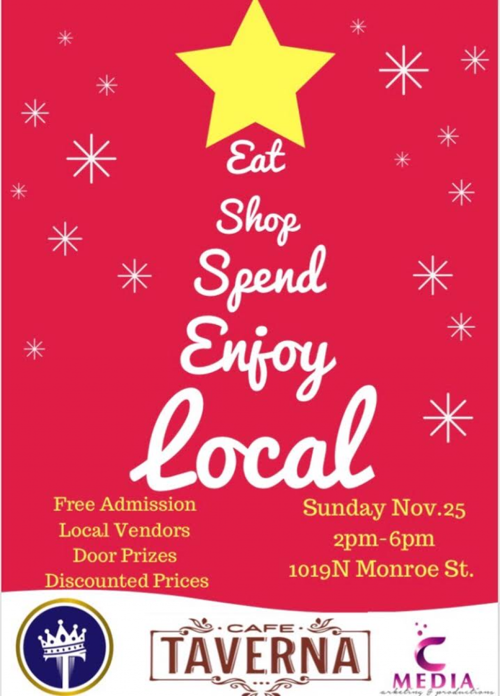 Small Business Sunday Pop-Up Shop to debut