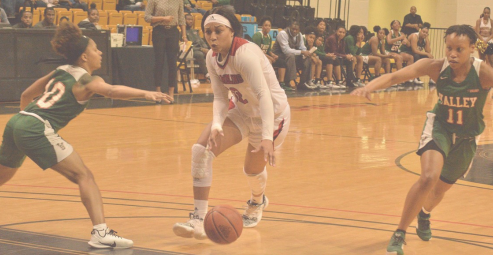 Lady Tigers basketball lose two, win final home game of season