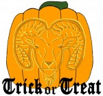 Library hosts Trick-or-Treat event