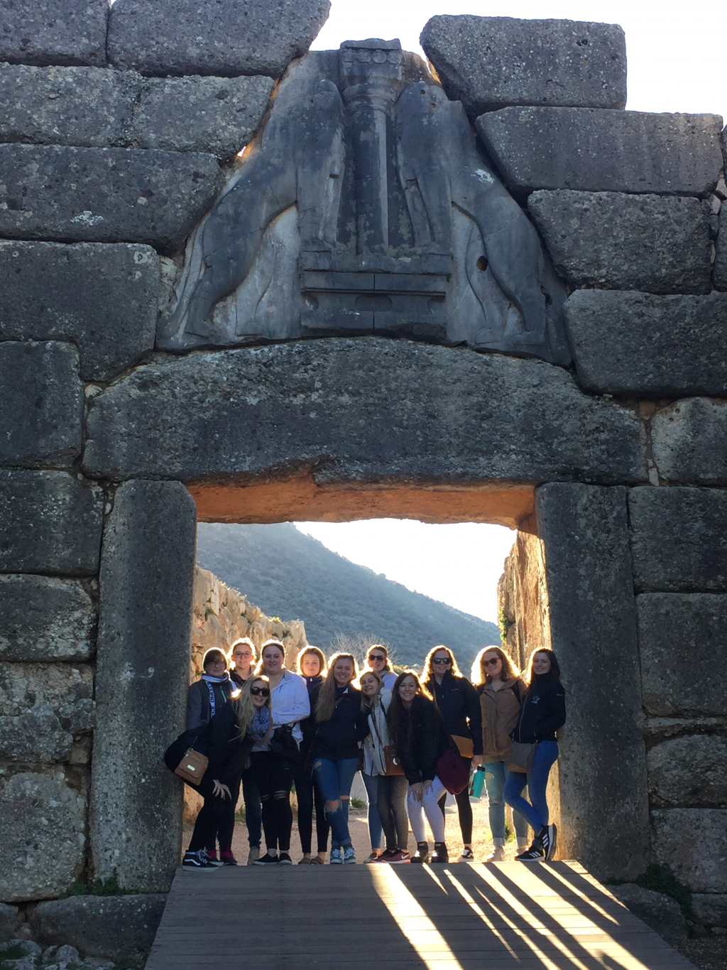 Studying Abroad Over Early Spring In Greece