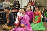 Koreans ring in the lunar new year