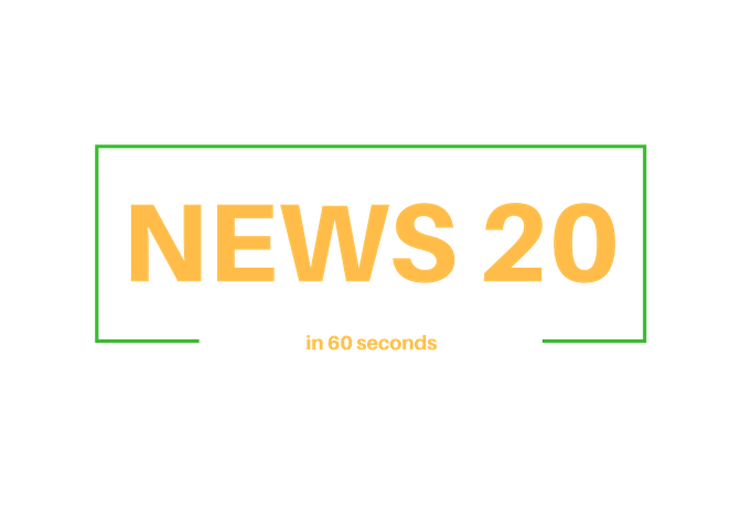 May 1, 2017: News in 60 Seconds