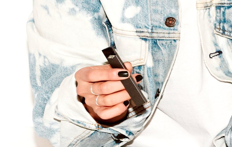 JUUL is trending with college students
