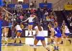 Belles bring out their brooms for another sweep