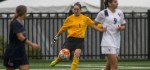 Women's soccer bested by Harvard, heads into conference play