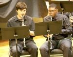 Two woodwind performances blow through Pottle