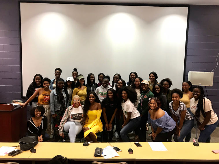 Unity emerges from 'For the Love of Black Girls'