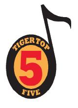 Tiger Top 5 (Love Edition)