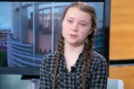 Greta Thunberg urges leaders to take action on climate change