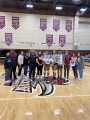 Senior Day: honoring soon-to-be graduates and winning volleyball games