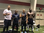 Four former Villanova football players invited to NFL Pro Day