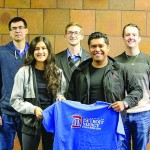 Finance majors crowned Ethics Bowl champs
