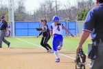 Belle Softball sweeps up