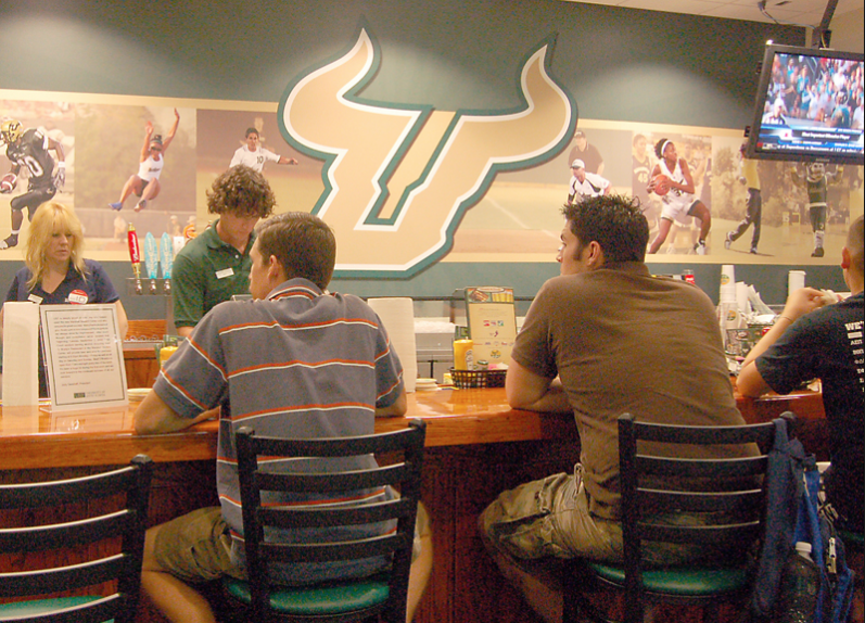 On-campus Beef 'O' Brady's undergoes change in service style