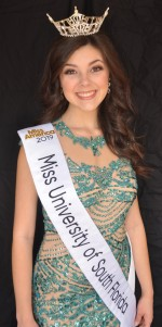 Miss USF moves on to compete for Miss Florida