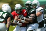 USF has serious gaps to fill on defensive line