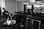 Students find Fitness Center a stress refuge