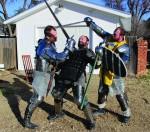Knights of ASU begin club campaign