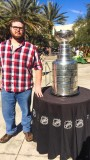 NHL's Stanley Cup makes cameo at USF's Bull Market
