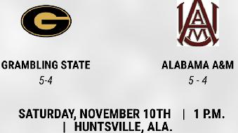 GSU football slated to take on Alabama A&M