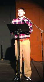 Creative Writing Club hosts poetry reading