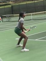 FAMU tennis match halted due to rain