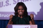 Michelle Obama: A political giant