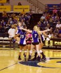 Belles defeat Buffs in swift set