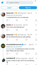 FAMU freshman turns to social media to address housing crisis