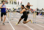 Track and Field Teams Return to Competition in Home Meet