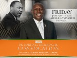 FAMU celebrates the legacy of Dr.Martin Luther King Jr.