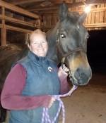Feature:  An interview with Becky Huddleston, Tech Equestrian coach