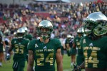 Even without Milton, USF football loses its second-straight War on I-4