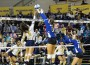 Belles get spiked by Tarleton State