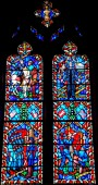 It's time for the National Cathedral confederate flag windows to go