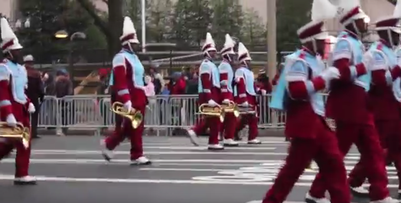 HBCU Band Marches in Inaugural Despite Criticism
