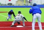 Baseball begins with defeat of Regis Rangers