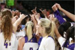 Women's Basketball up six spots in OVC
