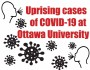 Uprising of COVID at Ottawa University